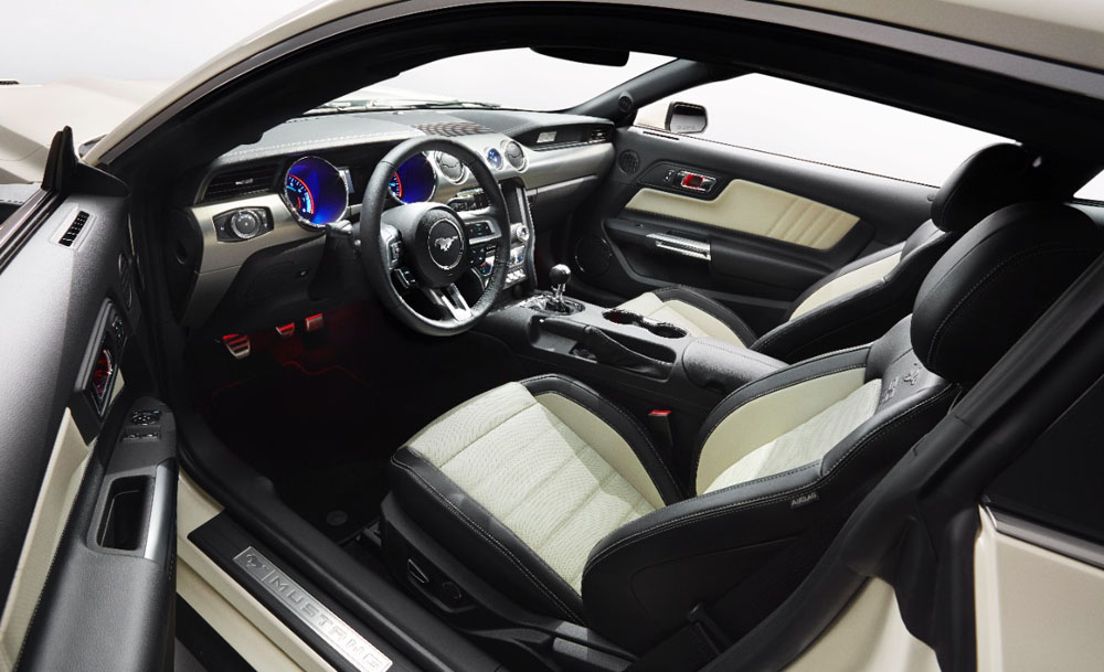 Ford Mustang 50th Anniversary Edition (5)