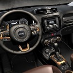 Jeep Renegade Zi You Xia Concept interior