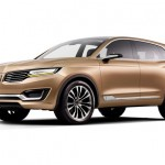 Lincoln MKX Concept lateral