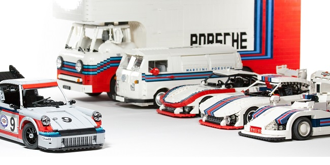 Porsche Martini Racing LEGO (1)