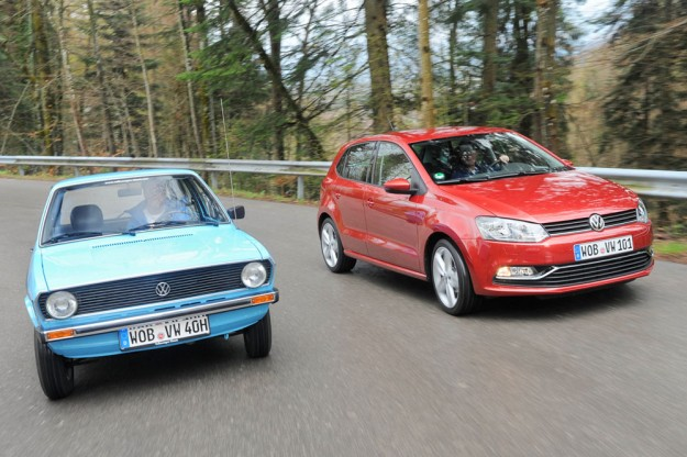 COMPARATIVA-Volkswagen-Polo-2014-vs-Volkswagen-Polo-1975-1