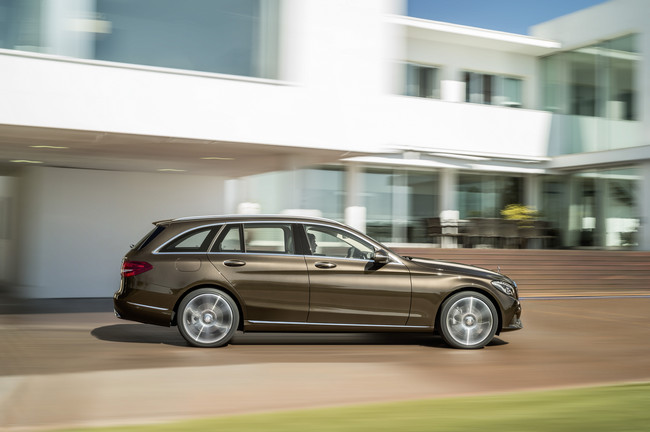 Mercedes Clase C Estate 2014 (23)