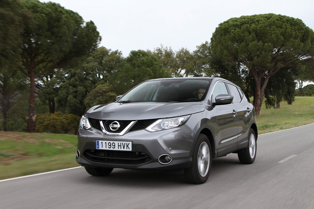 prueba nissan qashqai 2014 1 6 dci 130 cv 14 periodismo del motor. Black Bedroom Furniture Sets. Home Design Ideas