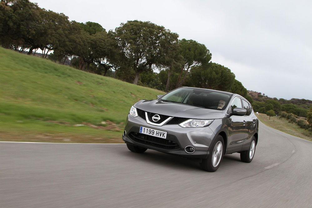 prueba nissan qashqai 2014 1 6 dci 130 cv 15 periodismo del motor. Black Bedroom Furniture Sets. Home Design Ideas