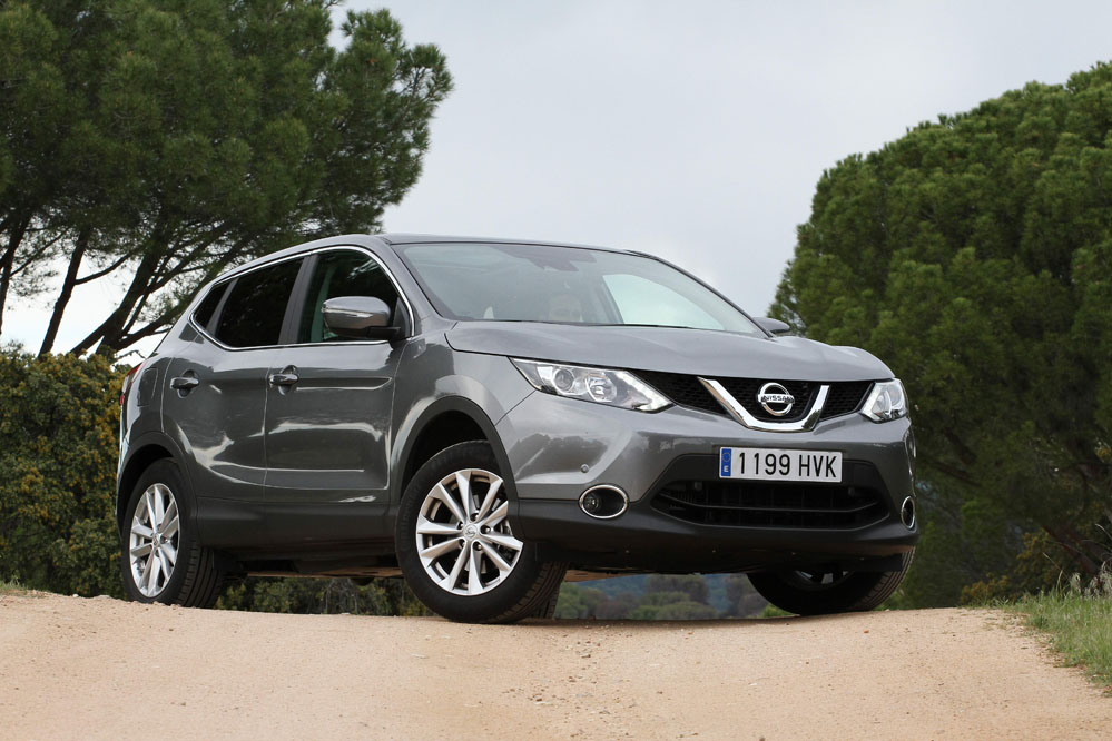 prueba nissan qashqai 2014 1 6 dci 130 cv 2 periodismo del motor. Black Bedroom Furniture Sets. Home Design Ideas