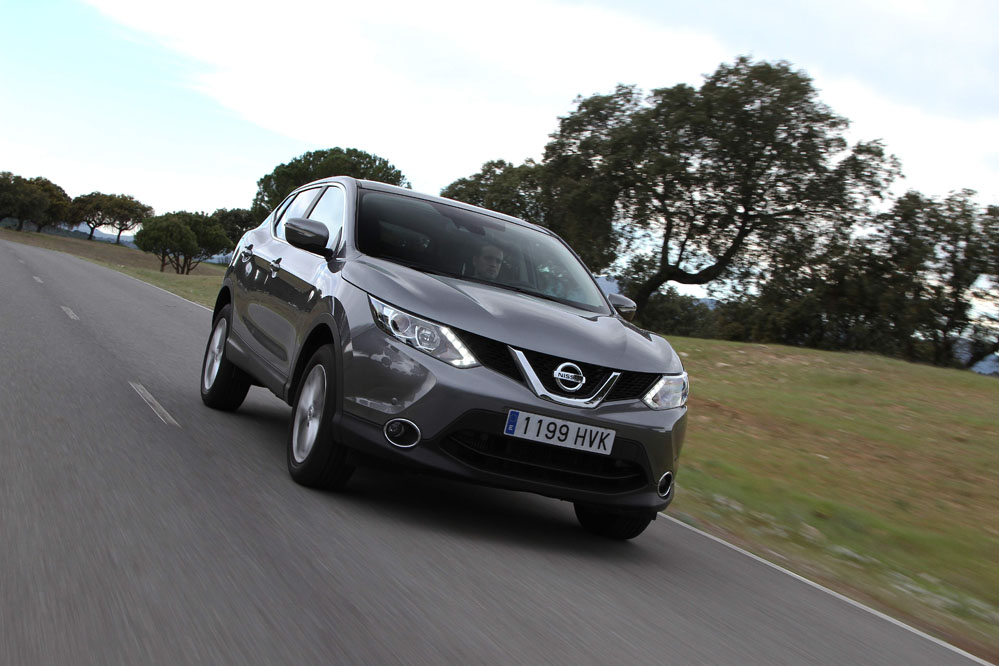 prueba nissan qashqai 2014 1 6 dci 130 cv 21 periodismo del motor. Black Bedroom Furniture Sets. Home Design Ideas