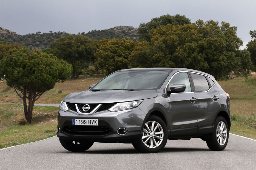 prueba nissan qashqai 2014 1 6 dci 130 cv 4 periodismo. Black Bedroom Furniture Sets. Home Design Ideas