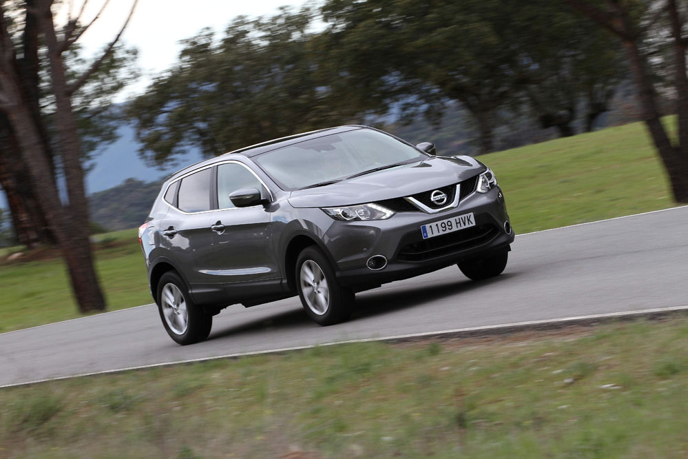 prueba nissan qashqai 2014 1 6 dci 130 cv 46 periodismo del motor. Black Bedroom Furniture Sets. Home Design Ideas