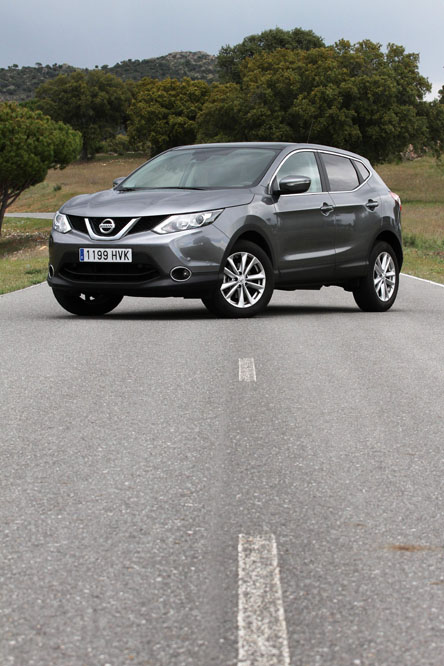 prueba nissan qashqai 2014 1 6 dci 130 cv 6 periodismo del motor. Black Bedroom Furniture Sets. Home Design Ideas