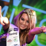 Miss Tuning 2014 Veronika Klimovits