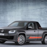 Volkswagen Amarok Power Pickup Concept (1)