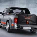 Volkswagen Amarok Power Pickup Concept (2)