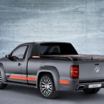 Volkswagen Amarok Power Pickup Concept (3)