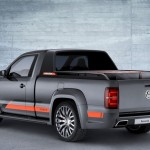 Volkswagen Amarok Power Pickup Concept