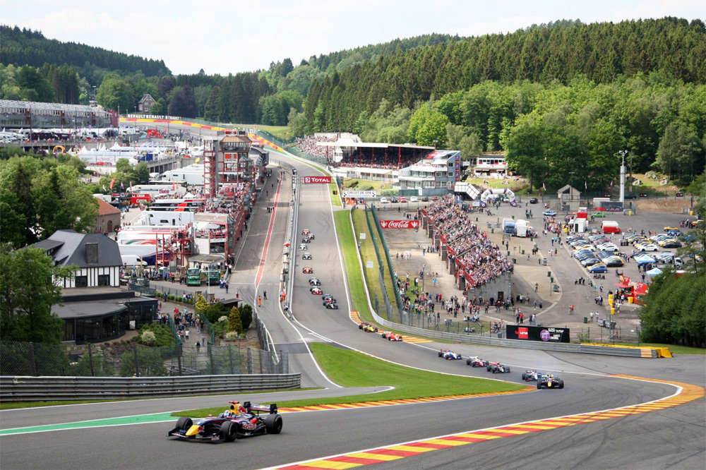 carlos sainz jr world series renault spa 2014