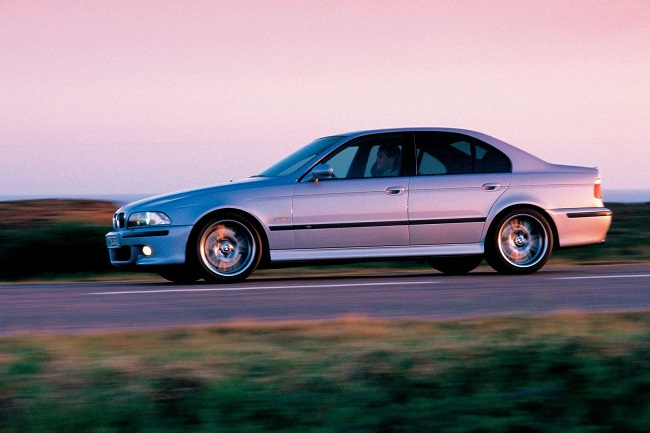 BMW M5 Walker DESTACADA