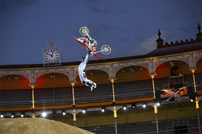 Directo Redbull X Fighters