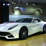 Ferrari F12berlinetta Polo y FF Dressage