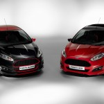 Ford Fiesta Red Edition y Black Edition