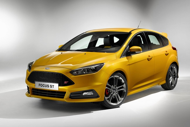 Ford Focus ST 2015 DESTACADA