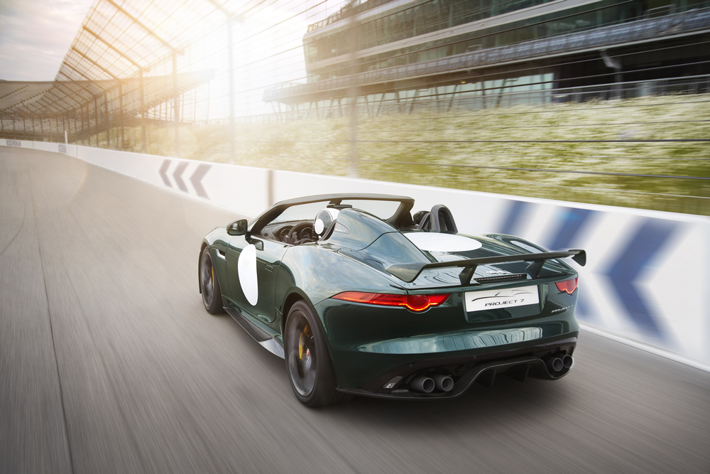 Jaguar F-Type Project 7 (25)
