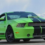 Shelby GT350 Prototype 2013