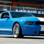 Shelby GTS Wide Body Prototype 2012