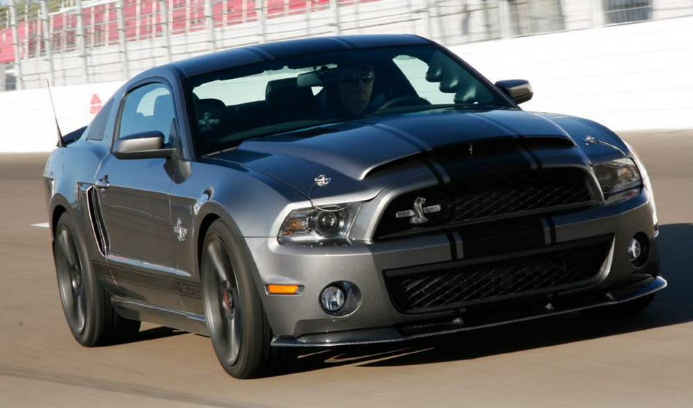 Shelby Super Snake Prototype 2011