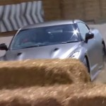 Vídeo: accidente de Sir Chris Hoy con un Nissan GT-R en Goodwood