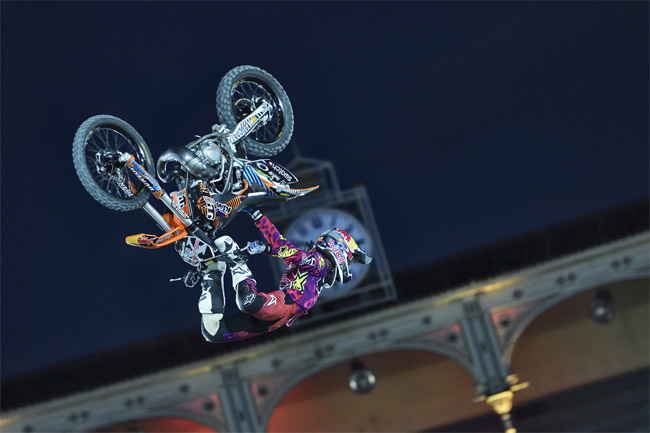 directo redbull x fighters 2014