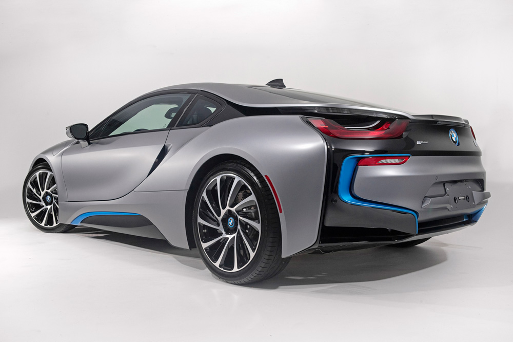BMW i8 Concours d Elegance Edition