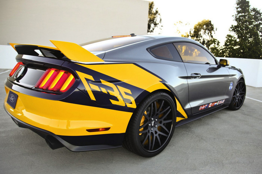 Ford Mustang F-35 Oficial (3)