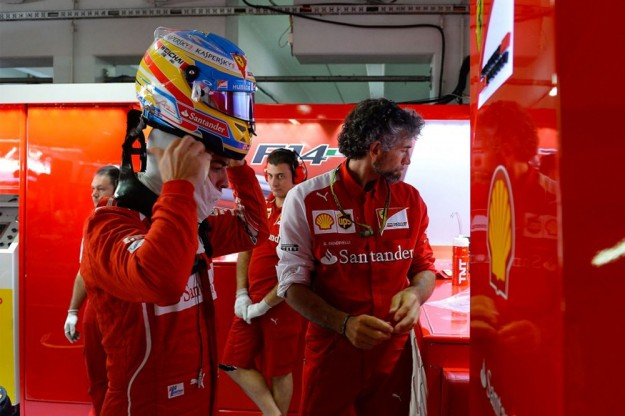 GP Alemania 2014 – Alonso