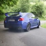 Gymkhana 'made in spain' con un Subaru WRX STi
