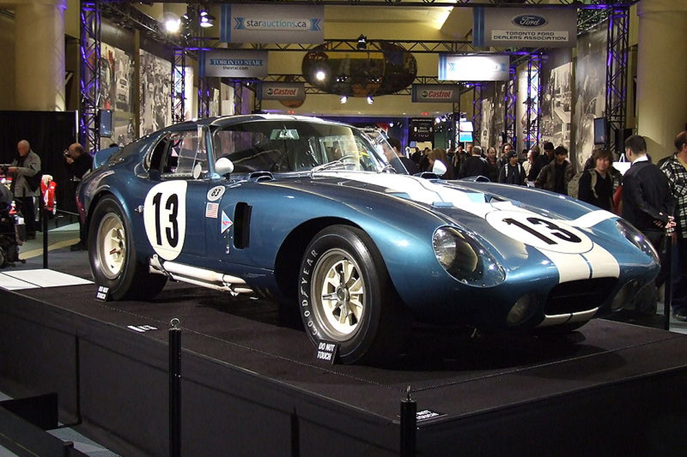 1965 Shelby Daytona Cobra Coupe