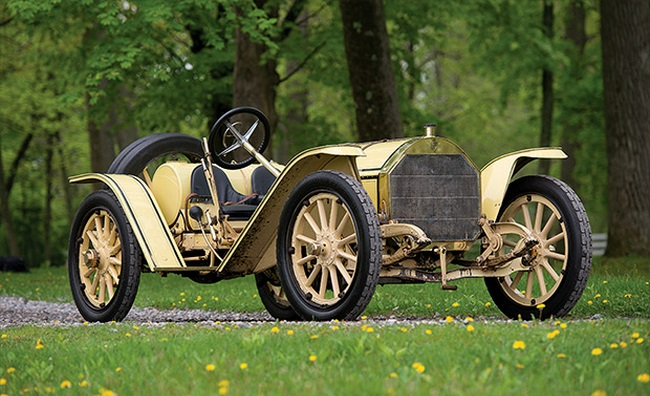 Mercer Runabout 1911
