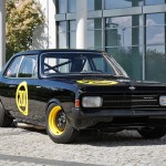 Opel Rekord C Black Widow