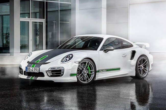 Porsche 911 Turbo S TechArt (1)