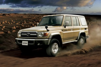 Toyota Land Cruiser 70 (18)