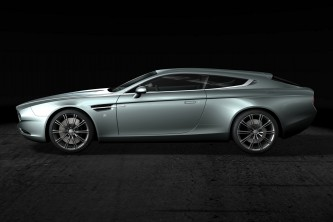 Aston Martin Virage Shooting Brake by Zagato (1)