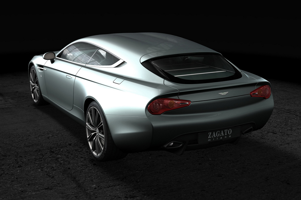 Aston Martin Virage Shooting Brake by Zagato (2)