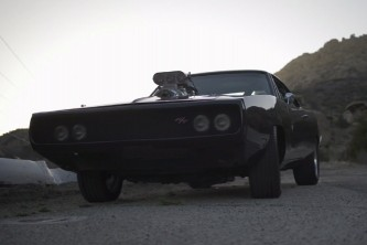 Dodge Charger 1970 A todo gas