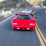 Vídeo: Lamborghini Countach vs Aventador Roadster