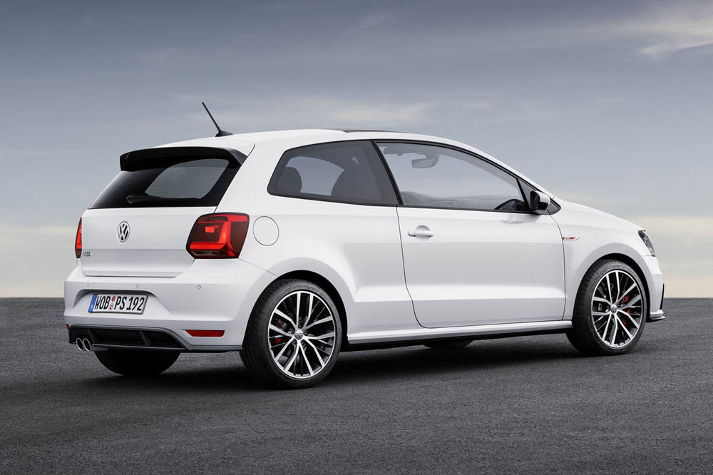 volkswagen polo gti 2015 con un precio de euros periodismo del motor. Black Bedroom Furniture Sets. Home Design Ideas