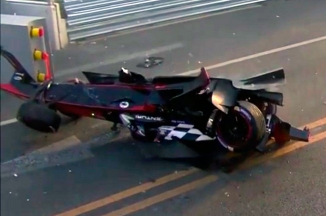 accidente-Nick-Heidfeld-formula-e