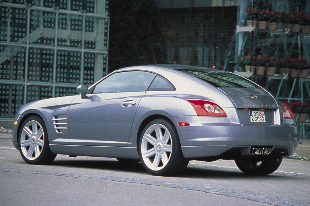 10 peores coches Top Gear Chrysler Crossfire