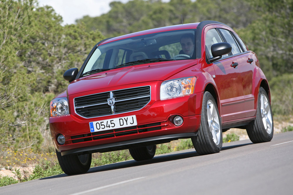 10 peores coches Top Gear Dodge Galiber