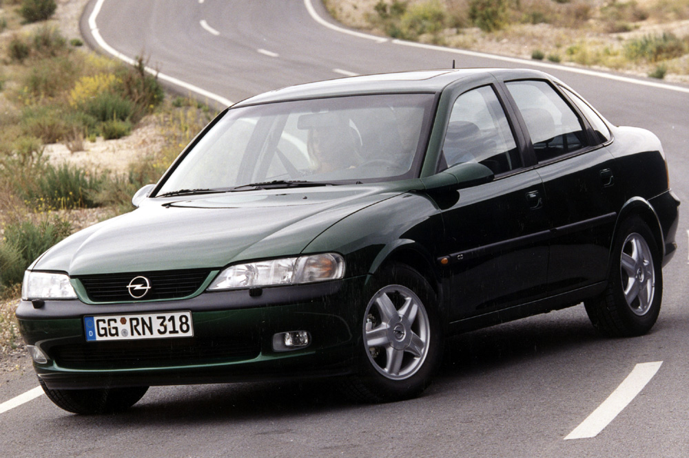 10 peores coches Top Gear Opel Vectra