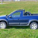 Dacia Duster Pick-up (2)