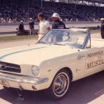 Subasta Ford Mustang Pace Car Indy 500 (2)